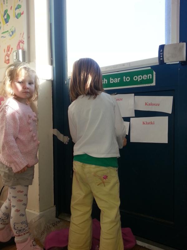 Metoda Domana w polskiej szkole w Canterbury